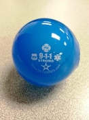 911 Strong Blue Blinky Ball