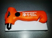Auto Safety Emergency Escape Tool With Light Emergency 911
