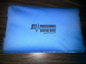 Ultra Soft Hot/Cold Pack Blue 911 Everyday Heroes