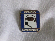 Emergency Communications 9-1-1 Pin