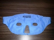 Ultra Soft Hot/Cold Eye Mask Blue 911 Professionals