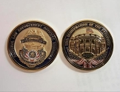 2017 Presidential Inauguration CHALLENGE COIN