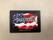 PLAYING CARDS-911 STRONG