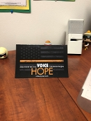 Greeting Card Voice Of Hope