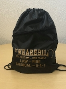 #WEARE911-Cinch Pack