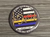 2020 NTW FIRST RESPONDER BUTTON
